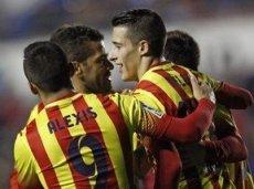 «Барселона» расправится с «Малагой»