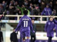 В этом сезоне Серии А «фиалки» отличились голом в каждом из домашних матчей