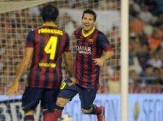Каталонцы одержат безоговорочную победу