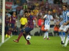 Матч в гостях у «Сосьедада» не будет легкой прогулкой для «Барселоны»