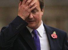 Речь Кэмерона не убедила букмекеров