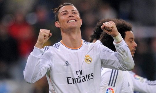 Роналду сможет помочь команде в ответном матче
