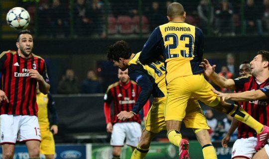 Диего Коста сокрушил Милан ударом головой
