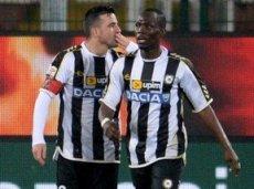 «Удинезе» не пустит «фиалок» в финал Кубка Италии