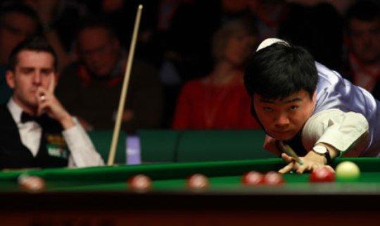 Дин Джуньху победит с полуторной форой при двух и более сенчури в матче
