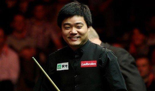 Дин Джуньху выиграет с запасом