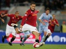 «Рома» выйдет в финал Кубка Италии
