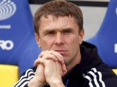 Реброву не удалось с ходу изменить настроение в игре киевлян