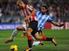 Ставка также прошла в предыдущем матче между этими командами в испанской лиге