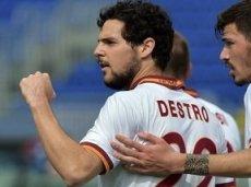 «Рома» не проигрывает на протяжении 17 домашних матчей в рамках Серии А