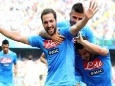 Неаполитанский клуб ни разу за последние шесть матчей чемпионата не сыграл вничью
