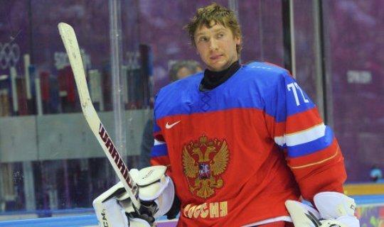 Сергей Бобровский готов к роли первого вратаря сборной на ЧМ