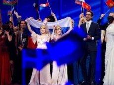 Очень высока вероятность того, что Россия и Украина обменяются максимальным баллом на «Евровидении-2014», по мнению букмекеров