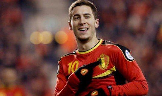Бельгия - пятый фаворит чемпионата мира по версии букмекеров