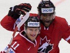 Канада обыграет Чехию при помощи Джоэля Уорда