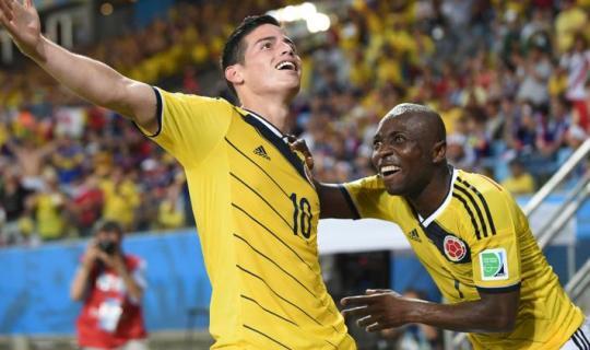 Колумбия выиграет, Чили и Бразилия забьют
