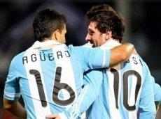 У Аргентины есть кому забивать