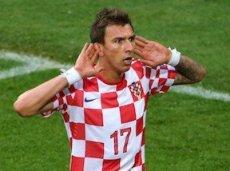 Манджукич добавит мощи атакующей линии сборной Хорватии