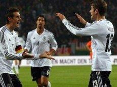 Германия испытает сборную Ганы на прочность