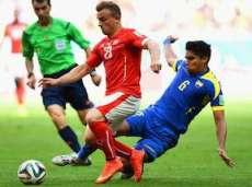 В матче Гондурас - Эквадор будет ожесточенная борьба