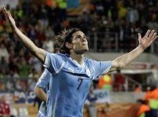 Уругвай без Суареса будет биться в плей-оффе