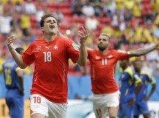 Швейцария показала себя волевой командой