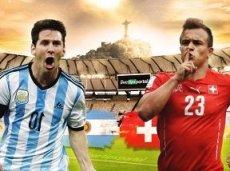 Аргентина фаворит в матче со Швейцарией