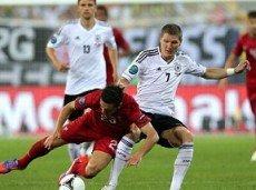 Германия наберет 3 очка в игре с Португалией