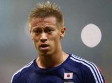 Хонда - ключевой футболист в атакующей линии японцев
