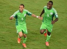 Нигерия одержала первую победу на ЧМ-2014