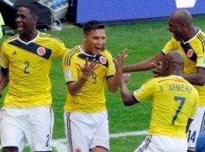 Колумбия и Кот-д`Ивуар способны обменяться голами