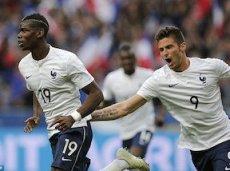 Франция добывает победу на последних минутах матча