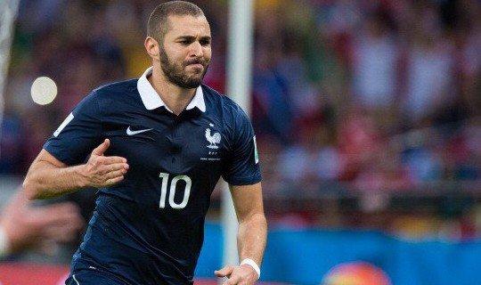 Сборная Франции - самая результативная команда чемпионата мира 2014