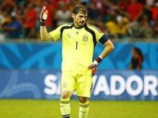 Касильяс в матче против сборной Чили постарается не пропустить