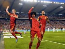 Феллайини сравнял счет, Мертенс принес победу Бельгии