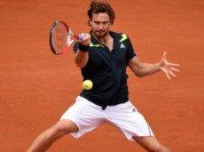 """Гулбис имеет шансы обыграть Федерера в 4-м круге """"Ролан Гаррос"""""""