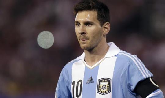 Бышовец ставит на Аргентину