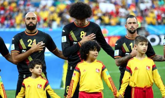 Бельгия выйдет в четвертьфинал