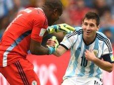 Игра Энйамы против сборной Аргентины не впечатлила