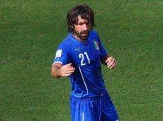 Пирло поможет Италии победить Уругвай