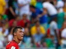 Криштиану Роналду не забил вопреки букмекерам