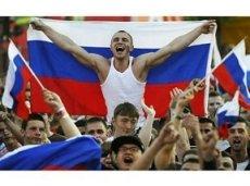 Армия российских болельщиков в Бразилии