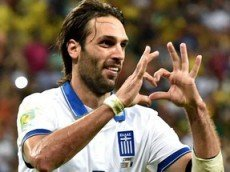 В матче Коста-Рика - Греция соперники отличатся хотя бы по 1 разу