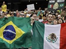 Предпочтения букмекеров явно на стороне бразильцев