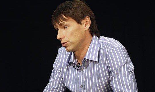 """Титов: """"Думаю, наша сборная не слабее той, что играла на Евро-2008"""""""