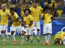 У Бразилии равные шансы с Европой на победу на ЧМ-2014