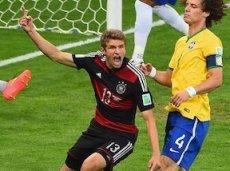 Гол в ворота бразильцев позволил Мюллеру вплотную приблизиться к Хамесу Родригесу