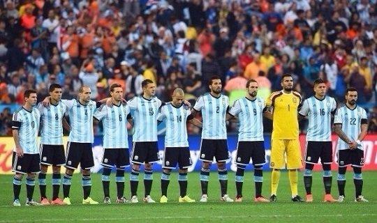 Аргентина способно выстоять в матче с Германией