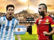 Аргентина в ранге фаворита встречи