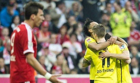 Бавария может не успеть за темпом дортмундцев